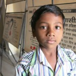 Alok Kumar, 8, contracted Hepatitis C from a tainted blood transfusion. Thousands of Indian patients contract HIV and hepatitis from transfusions as blood in short supply and often relies on professional donors.